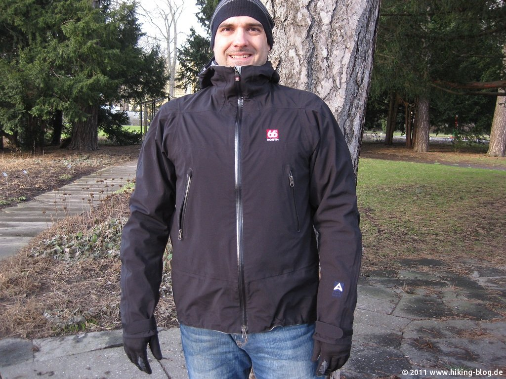 Praxistest: 66° North Snaefell Polartec NeoShell Jacket