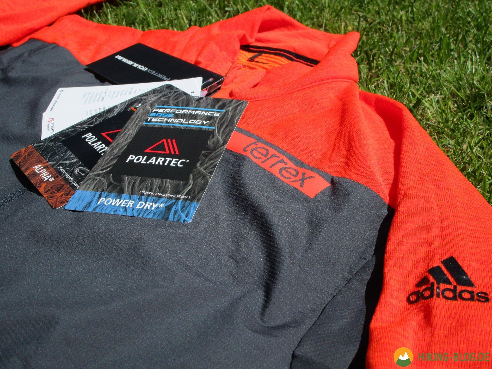 Praxistest: Adidas Terrex Skyclimb Top Hiking Blog