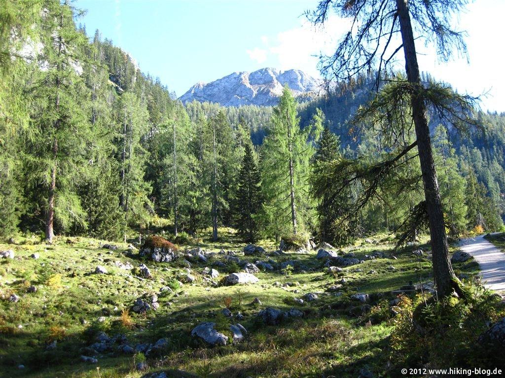 kleine reibn in den berchtesgadener alpen hiking blog. Black Bedroom Furniture Sets. Home Design Ideas