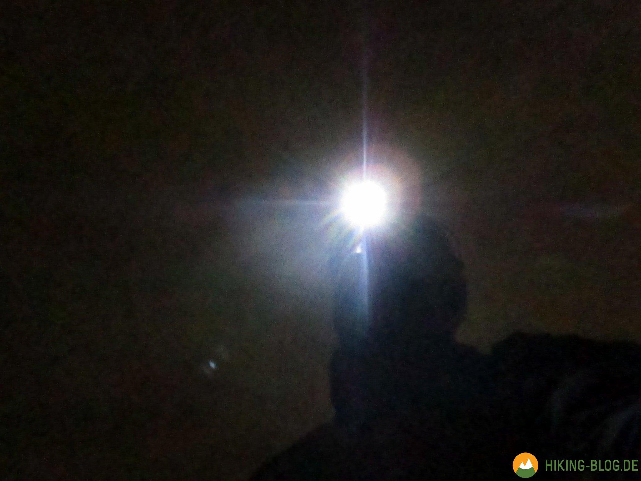 Hiking Blog Neo Stirnlampe PraxistestLed Lenser EIH29WD