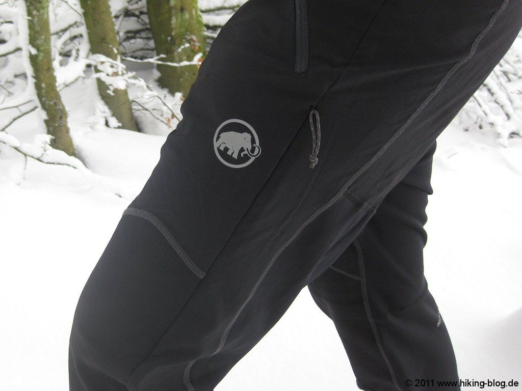 Winter trekking hose