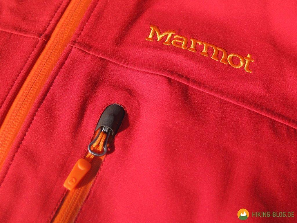 Praxistest: Marmot Nabu Polartec NeoShell Jacket
