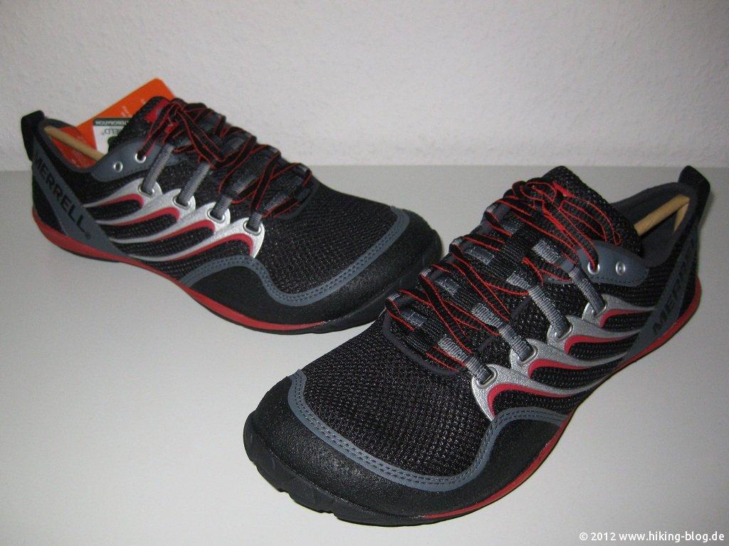 Praxistest: Merrell Barefoot Run Trail Glove Hiking Blog