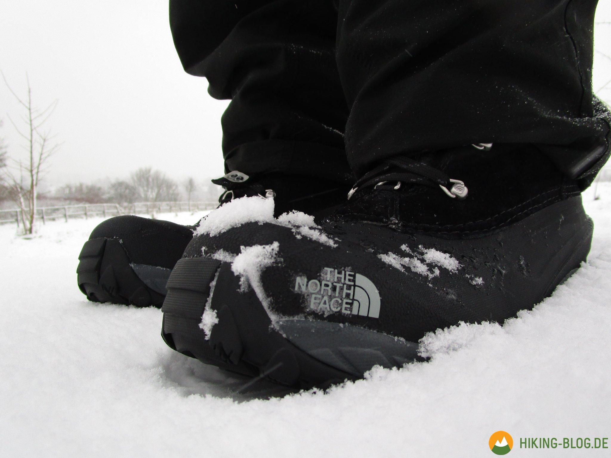 official photos 6e832 1467a Praxistest: The North Face Chilkat II Winterstiefel - Hiking ...