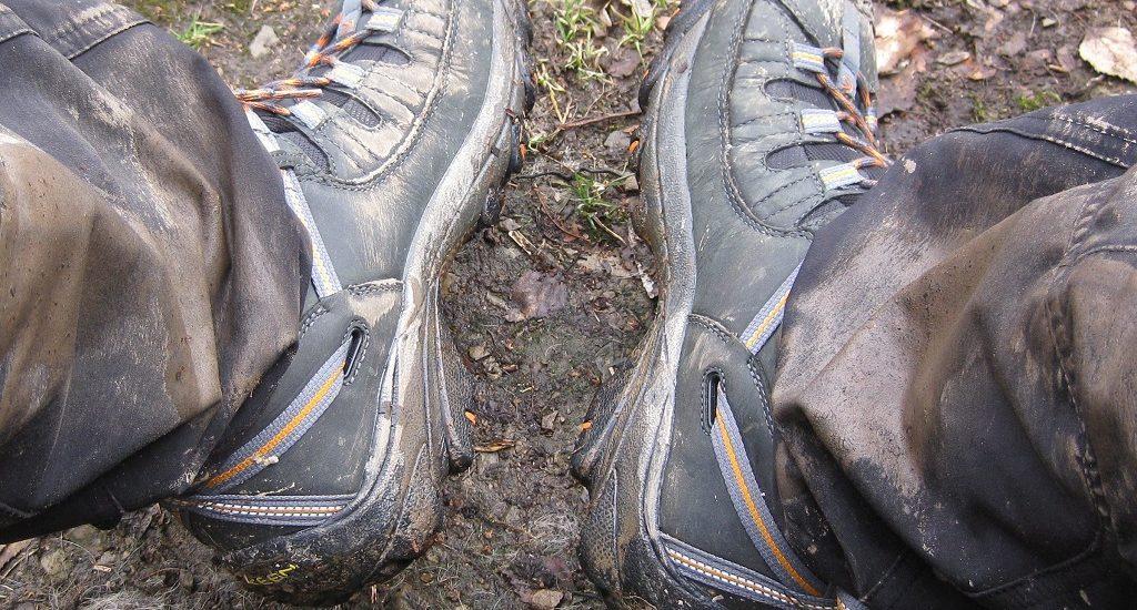 best website 4257c 9c37d Praxistest: KEEN Targhee II Mid Wanderschuh - Hiking Blog