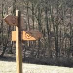 Auf den Wildnis-Trail durch den Nationalpark Eifel - Etappe 1