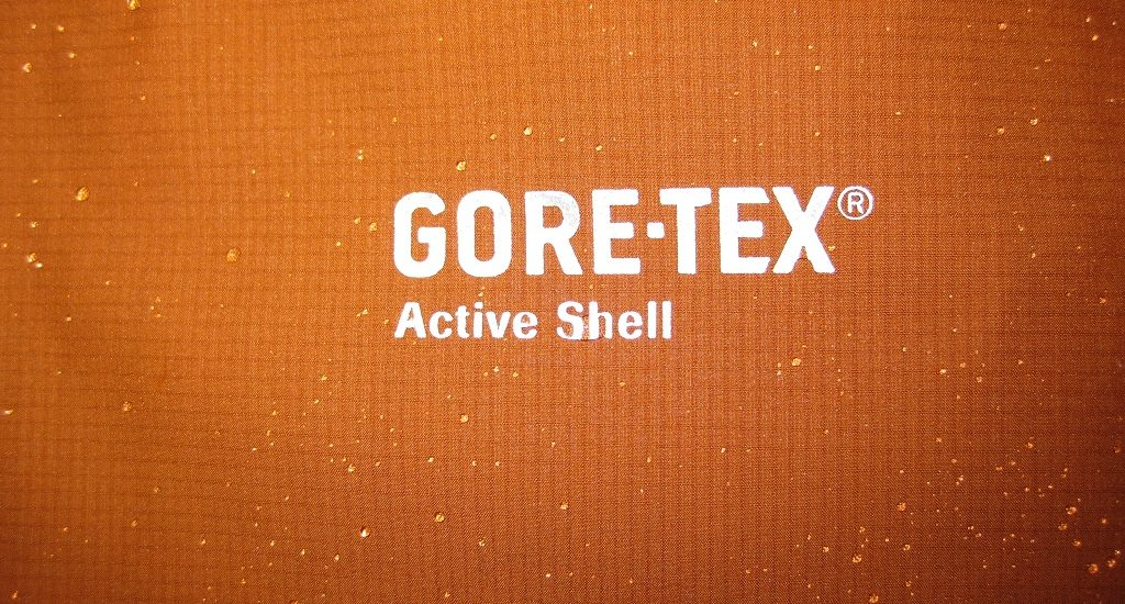 Praxistest: Gore-Tex Active Shell Laminat