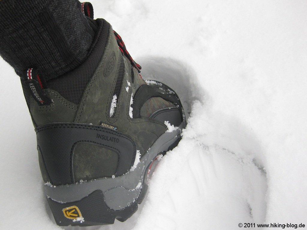 816720b99df3ee Praxistest  Keen Revel Winterstiefel - Hiking Blog