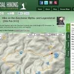 Social Hiking - Share Your Adventure