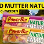 Jetzt neu: PowerBar Natural Energy Fruit & Nut