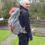 Mit derPackSizer-App von Osprey anhand der Rückenlänge die passende Rucksackgröße ermitteln