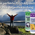 Nikwax® - Neue Version TX.Direct 11.1® und Tech Wash®