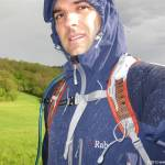Praxistest: Rab Scimitar Softshell Jacket