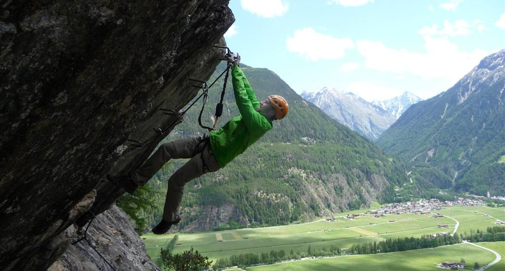 Klettersteig Köllenspitze : Gastbeitrag fazination klettersteig hiking