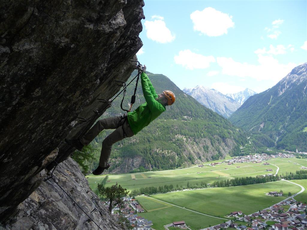 Klettersteig Comer See : Gastbeitrag fazination klettersteig hiking