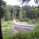 Zur Ronsdorfer Talsperre und durch das Gelpe- und Saalbachtal