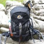 Praxistest: Lowe Alpine Alpine Attack ND 35:45 Rucksack