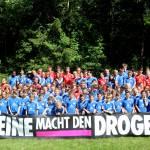 Keine Macht den Drogen: Adventure Camps 2013