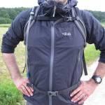 Praxistest: Rab Alpine Jacket - Windjacke