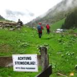 Zehn Tipps für sichere Bergwanderungen