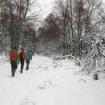 8 ultimative Gründe, wieso du auch im Winter Wandern solltest