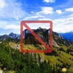 Wieso du einzigartige Outdoor-Momente nicht auf einem Foto festhalten solltest