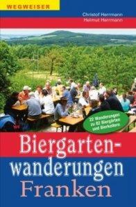 Biergartenwanderungen_Franken_Cover
