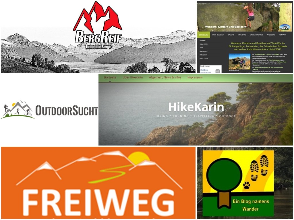 b00770dba05134 Neue Outdoor-Blogs kurz vorgestellt (Edition 2015) - Hiking Blog