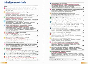 Biergartenwanderungen_Franken_Inhalt