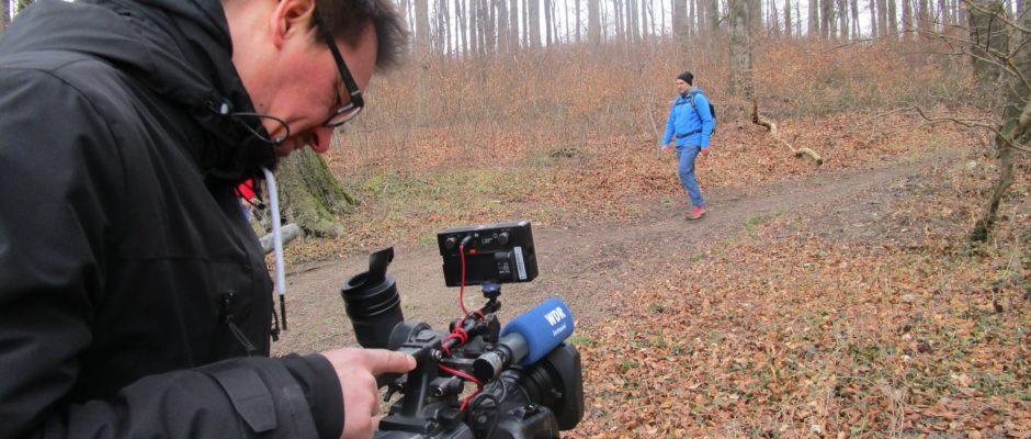 Filmdreh-WDR-Titel