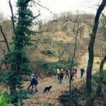 Mein erstes Mal Siebengebirge oder meine erste Bloggerwanderung 2017