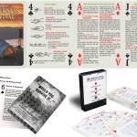 Survival Playing Cards - Spielend Überlebenstechniken lernen