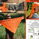 Vorgestellt: Head for Survival Triangular Bandana