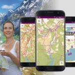 Vorgestellt: PhoneMaps - kostenlose Wander- und Rad-App