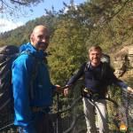 Auf dem Mullerthal Trail durch die Kleine Luxemburger Schweiz - Tag 4