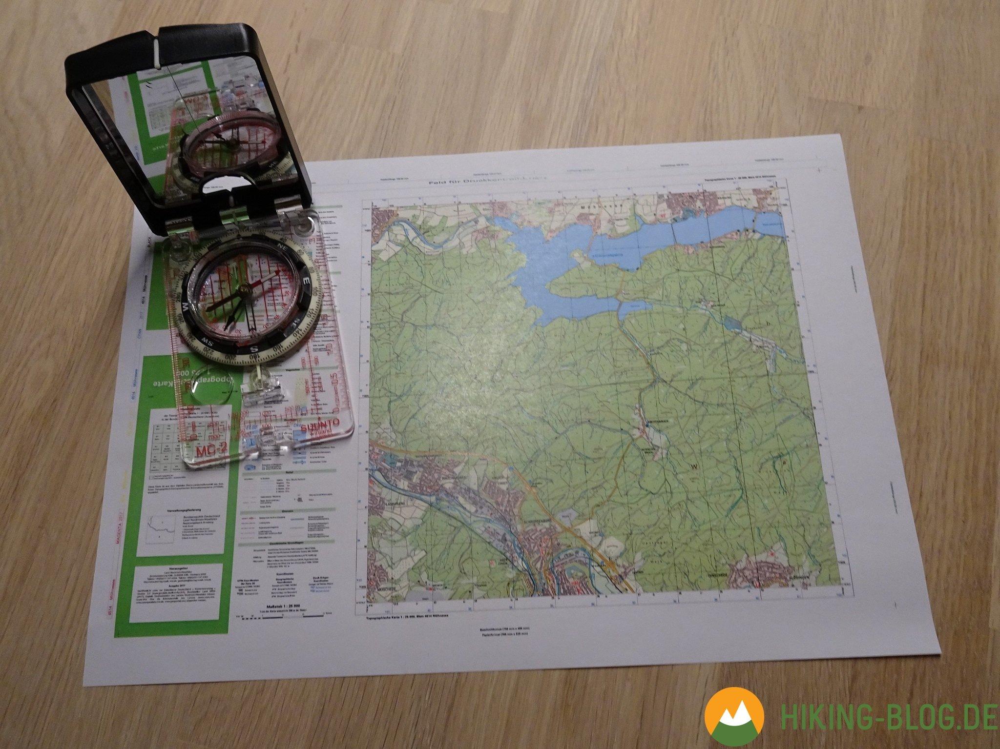 Topographische Karte Nrw.Tipp Kostenlose Topographische Karten Von Nrw Hiking Blog