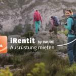 iRentit von VAUDE - Outdoor-Ausrüstung mieten statt kaufen
