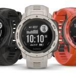 Garmin Instinct: Die neue Outdoor-Smartwatch von Garmin!