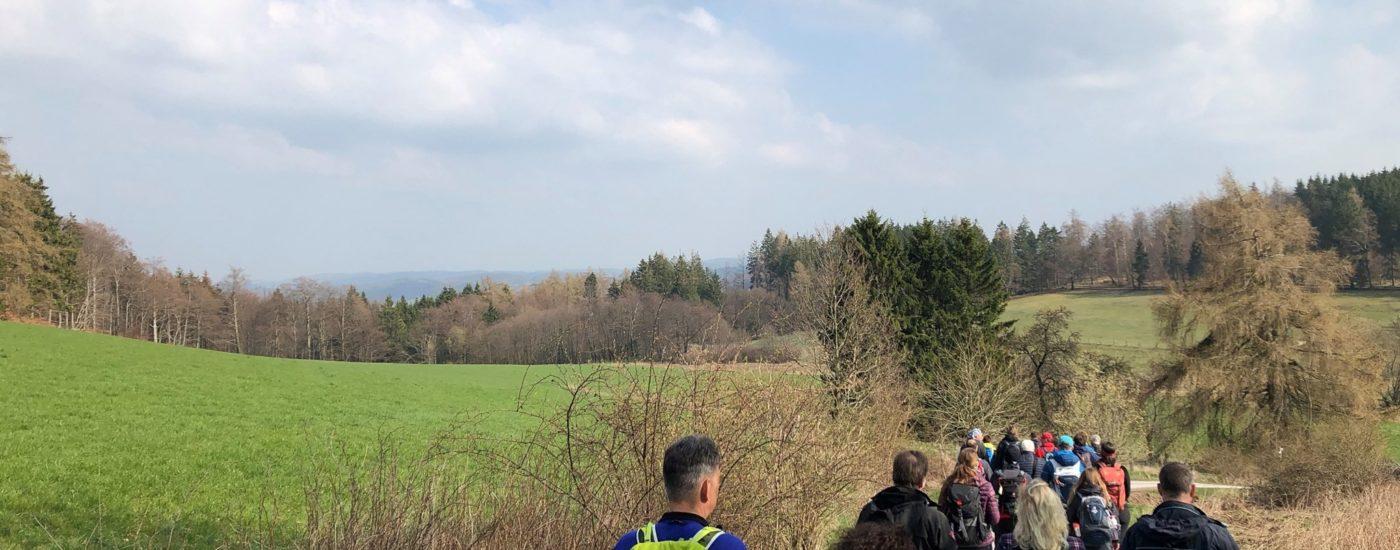 Hiking Barcamp 2019 am Diemelsee und in Willingen in drei Hashtags