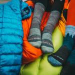 Darn Tough Vermont Wandersocken für die kalte Jahreszeit