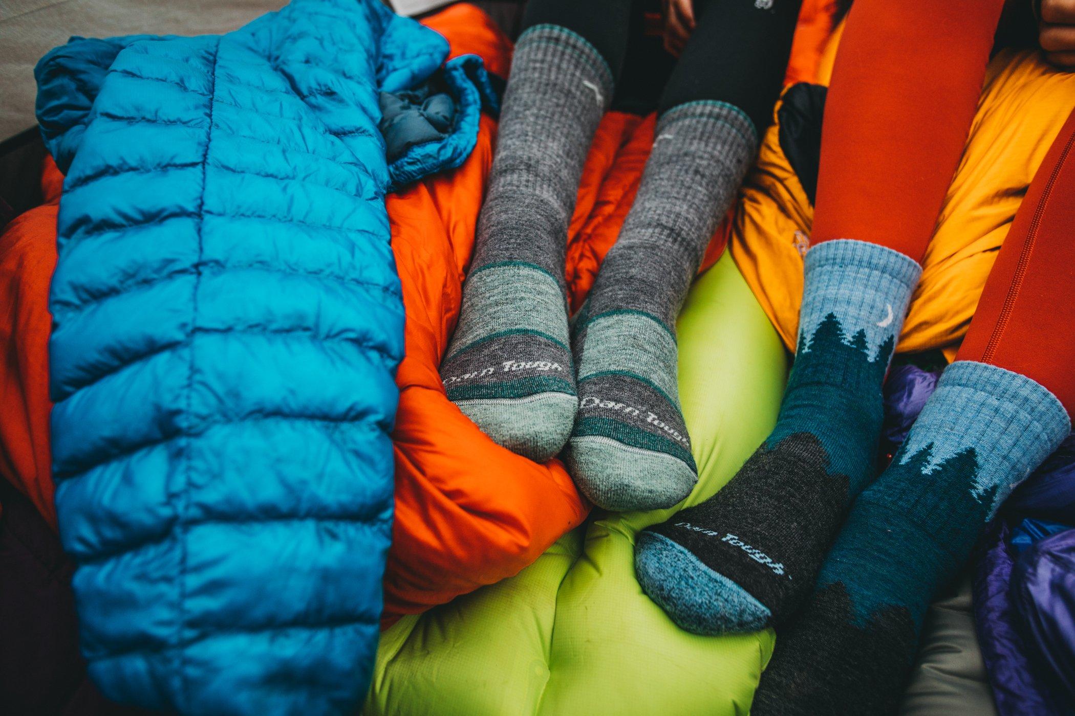 Darn Tough Vermont Wandersocken für die kalte Jahreszeit - Hiking Blog