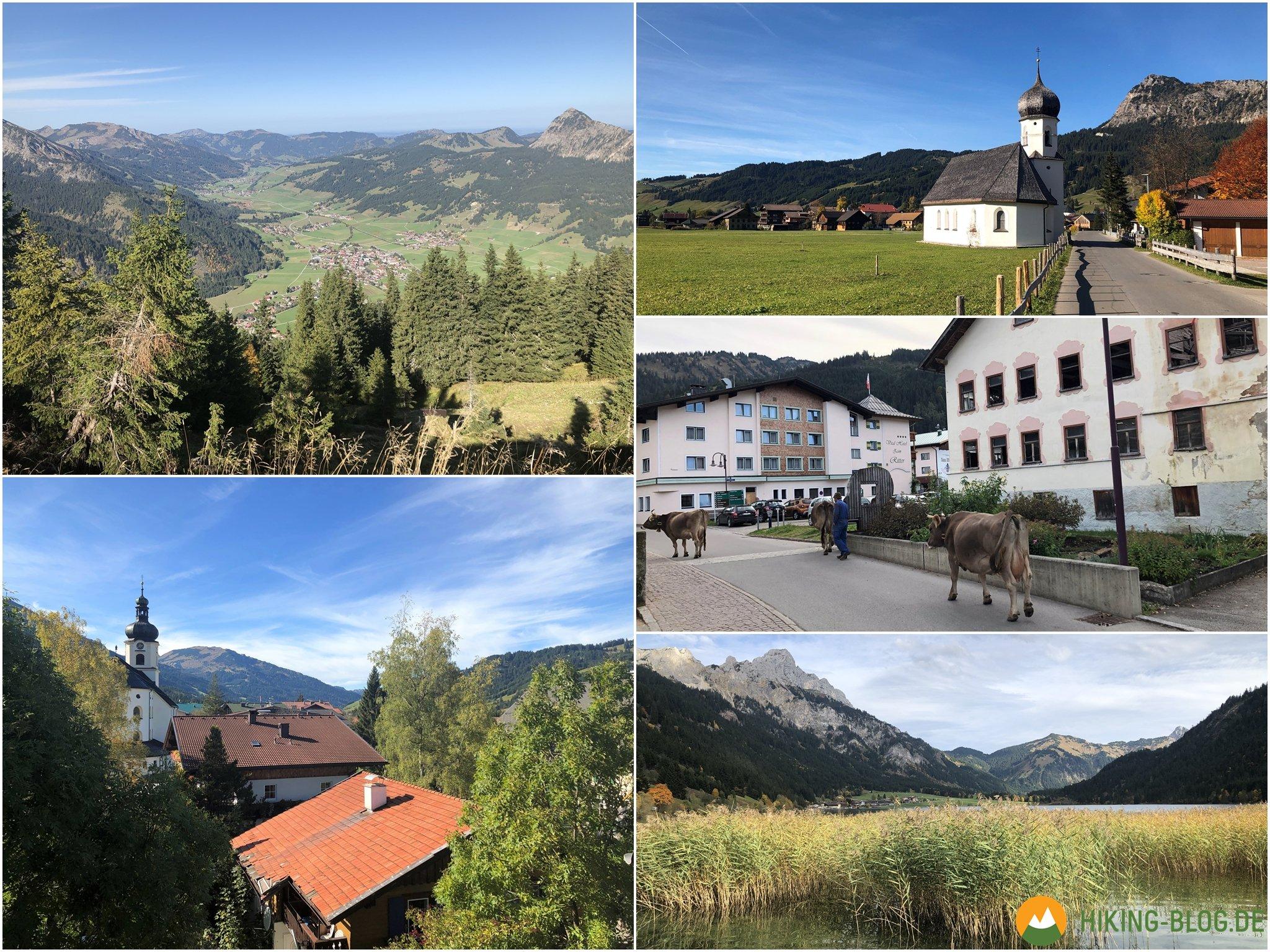 Familien- und Wanderurlaub im Tannheimer Tal