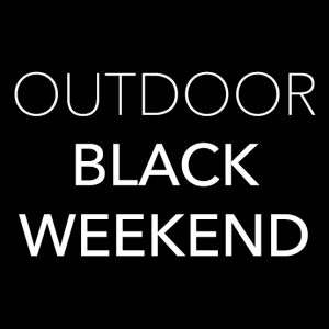 Outdoor Black Weekend