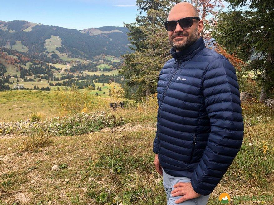 Die Berghaus Seral Jacket ist Test