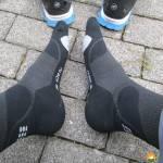 24 Stunden Non-Stop im Praxistest: Die CEP Outdoor Merino Mid-Cut Socks