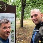 Auf dem Heidschnuckenweg durch die norddeutsche Heidelandschaft - Tag 1
