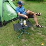 Praxistest: Helinox Table One - faltbarer und ultraleichter Outdoor-Tisch