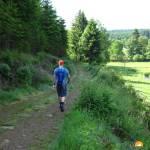 Sommerliches Wandervergnügen auf dem Mäanderweg in Siegerland-Wittgenstein