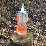 Ausrüstungs-Tipp: Ultraleichte und faltbare Trinkflasche zum Trekking und Wandern