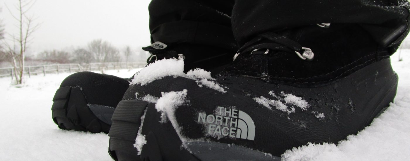 official photos 3698b aac6e Praxistest: The North Face Chilkat II Winterstiefel - Hiking ...